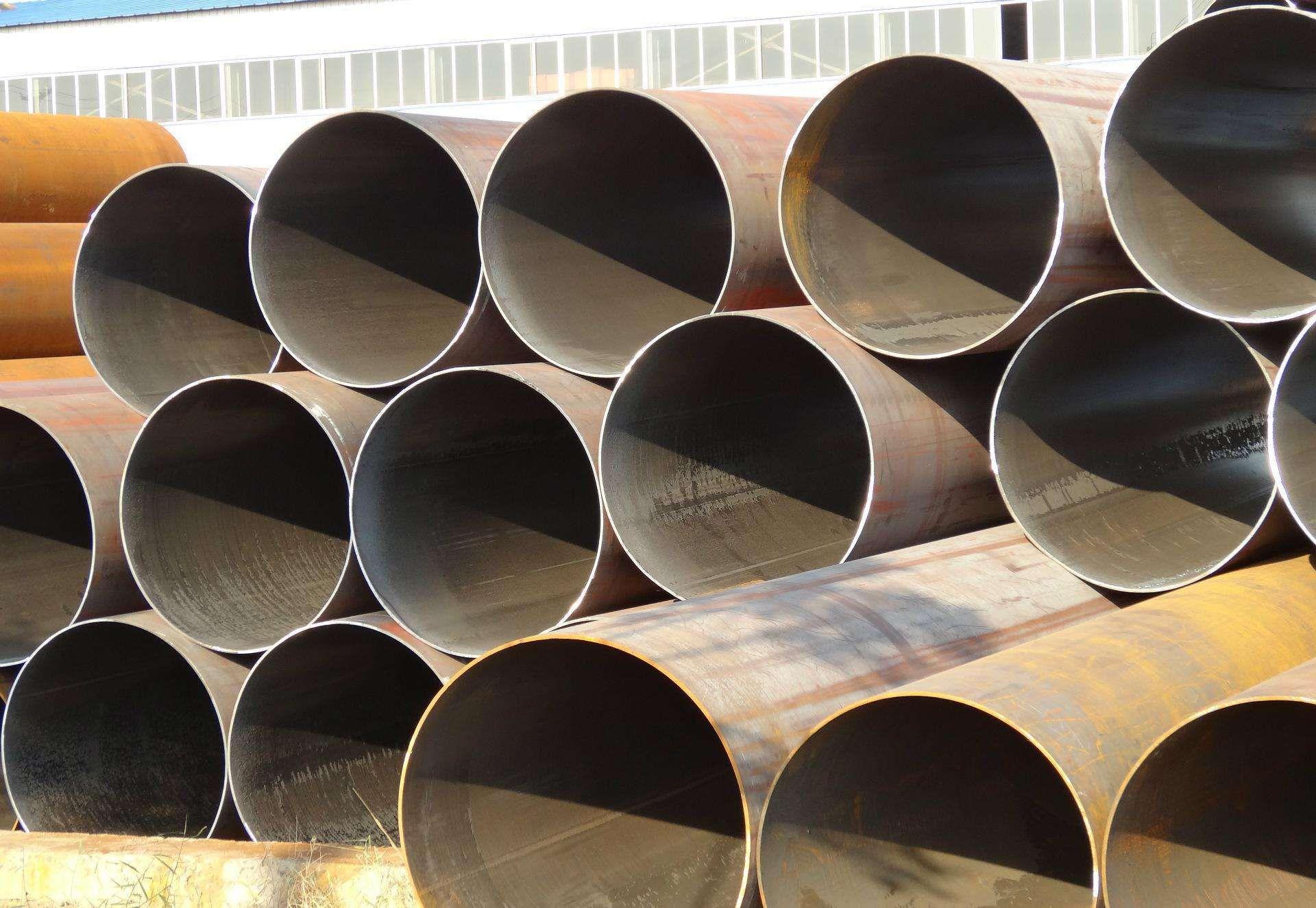 嘉峪关大口径钢管